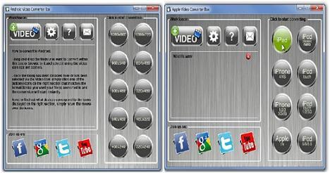 Android Video Converter Box: Herramienta que convierte vídeos para que lo veas en tu Android