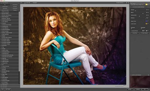 Color Efex Pro: Corrige y realza el color en cualquier imagen