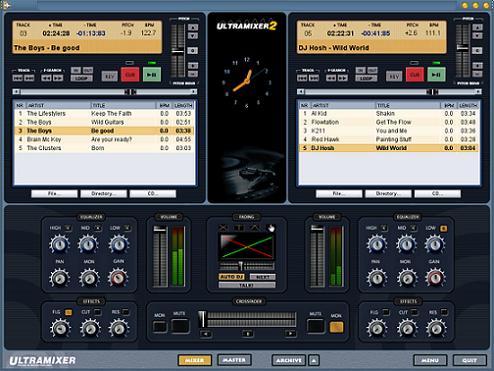 DJ Music Mixer: Mezclador canciones y añade efectos asombrosos