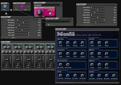 DarkWave Studio: Compone tu propia música con este estudio de sonido virtual