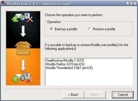 Firefox Backup Tool: Saca copia de seguridad de tus datos de Firefox