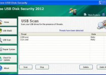 Free USB Disk Security: Un potente antivirus para tu USB