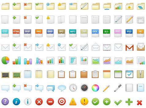 Koloria: 160 iconos para usarlos como quieras