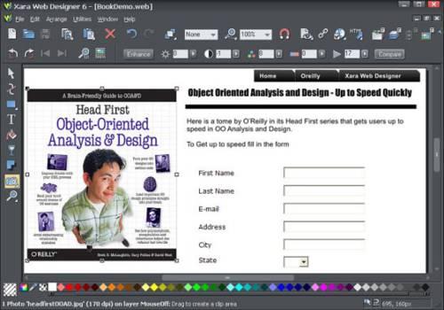 MAGIX Web Designer Premium 7: Diseña webs con más de 40 plantillas, objetos 3D y todo visual