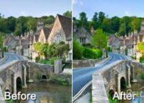 Magic Landscape Filter: Haz que tus fotos con paisajes luzcan como nunca