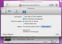 MediaHuman YouTube Downloader: Baja los vídeos de YouTube en el formato que quieras