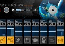 Music Maker Jam: Herramienta que te permite crear música dubstep, jazz y techno en vivo
