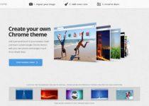 My Chrome Theme: Herramienta para crear tus temas de Google Chrome