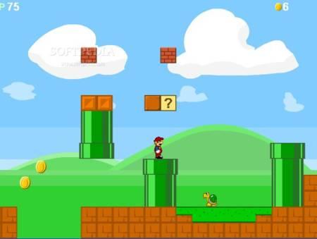 Old Super Mario Bros: Homenaje a los clásicos juegos de plataformasSuper Mario