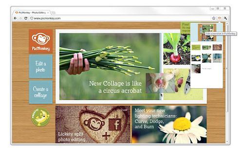 PicMonkey Extension: Editor de imágenes directamente en el navegador