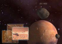 Planet Mars 3D Screensaver: Fotos en 3D del planeta marte para tu escritorio