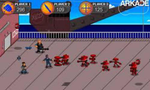 Team Fortress Arcade Un Juego Increible De Peleas Callejeras Basado
