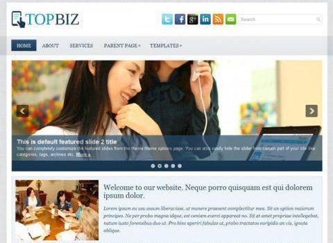 TopBiz y la elegancia para tu blog con post relacionados y con imágenes