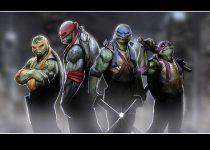 Wallpaper de las Tortugas Ninja