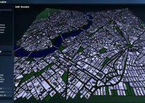Urban PAD: Creación de ciudades y edificios en 3D