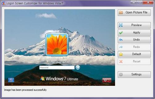 VSLogonScreenCustomizer: Cambia el fondo del login de Windows