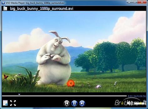 VSO Media Player: Obten este reproductor de vídeo, DVD y Blu-ray gratis