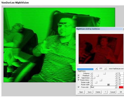 VanDerLee NightVision: Ponle un efecto nocturno increíble a tus fotos