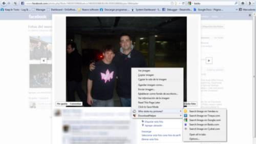 Who stole my pictures?: Descubre quien cuelga tus fotos sin tu permiso
