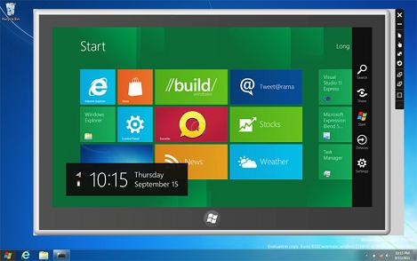 Windows 8 Simulator: Cambia el estilo de tu pc con un skin pack de Windows 8