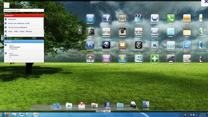 iPadian: Transfora tu Windows a la interfaz de iPad