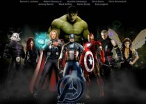 Wallpaper de los Vengadores en todo su esplendor