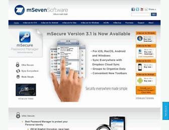 Protege todas tus contraseñas con mSecure para Windows 8