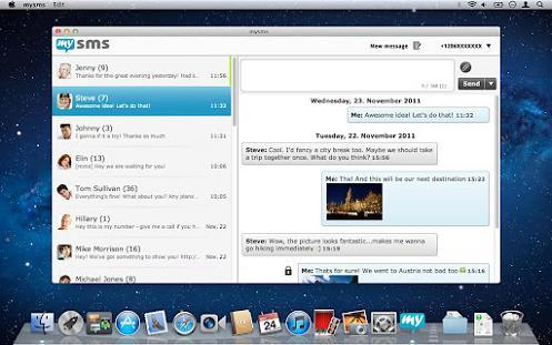 mysms: Ahora podrás enviar mensajes desde tu PC