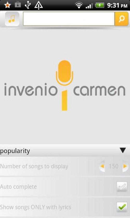 invenio musica