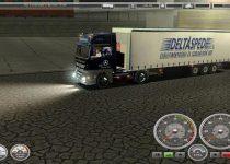 18 Wheels of Steel: Conduce grandes camiones a través de EE.UU.