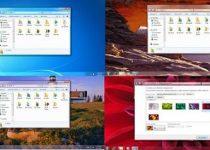 AeroBlend: Cambia el color de las ventanas de Windows 7 automáticamente