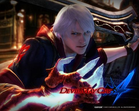 Devil May Cry 4: Haste un azademonios con su letal brazo demoníaco