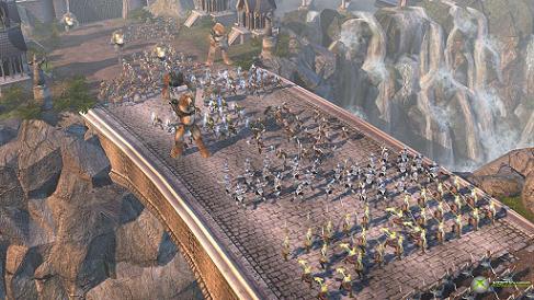 ESDLA: Sorprendente juego de estrategia basado en El Señor de los Anillos