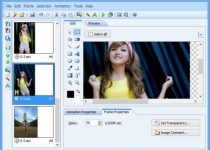 Easy GIF Animator: Crea GIF animados con muchas opciones