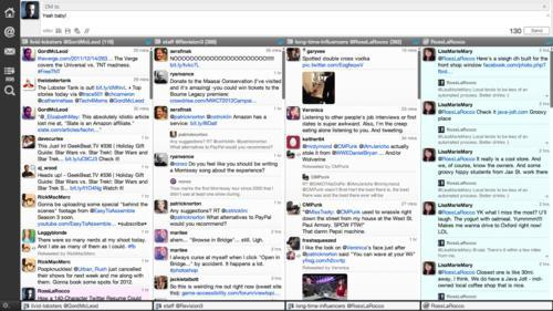 Janetter: Cliente para la red Twitter que viene desde Japón