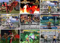 King of Fighters vs Mortal Kombat