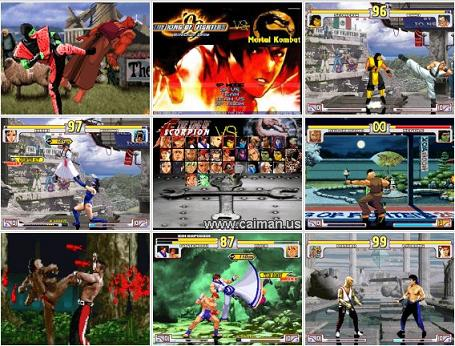 King of Fighters vs Mortal Kombat