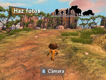 Madagascar 2: Juega junto a Alex y sus amigos en una aventura africana