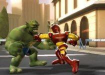 Marvel Super Heroes: Ahora tienes a los super héroes de Marvel en el ring