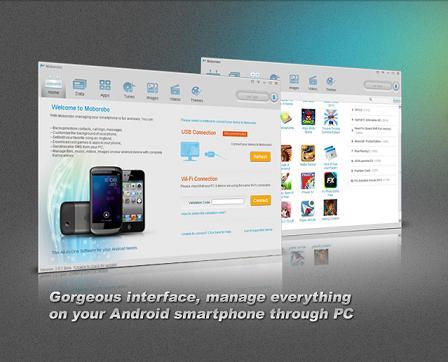 Moborobo: Herramienta para gestionar tu Android desde el PC
