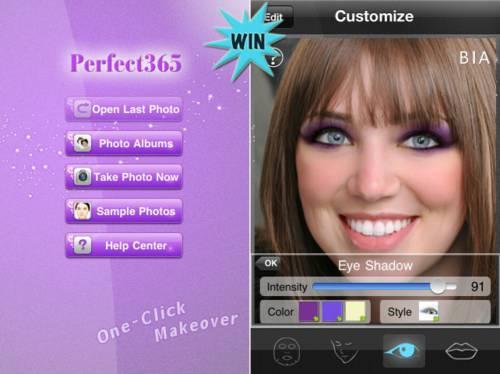 Perfect365: Disfruta de este sorprendente salón de belleza en tu misma PC