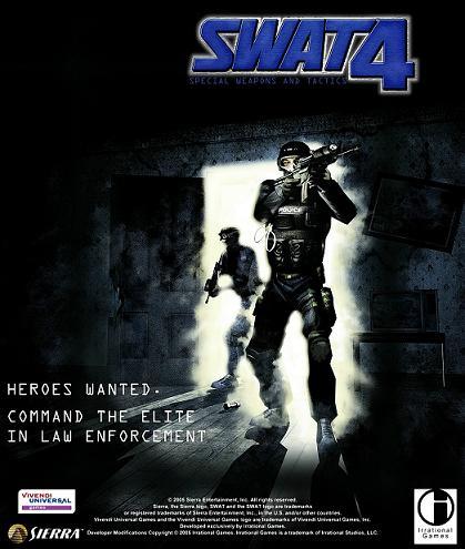 S.W.A.T. 4: Conviértete en un policía de élite y elimina la amenaza