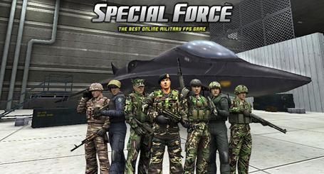 Special Force: Pelea contra soldados de todo el mundo