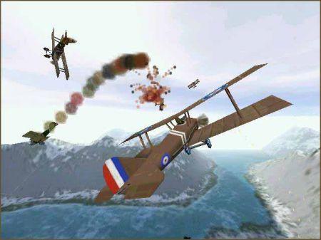 The Red Ace: Un impresionante juego de combate aéreo durante la Primera Guerra Mundial