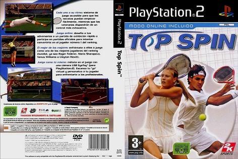 TopSpin: Un sorprendente juego de tenis con detallados gráficos y movimiento