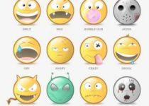 Underart Avatars: Pack con doce avatares para Messenger