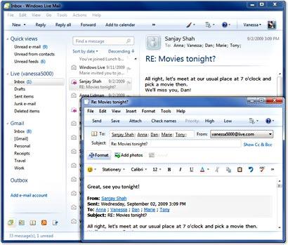 Windows Live Mail: Conoce el renovado cliente de email de Windows