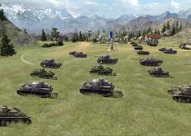 World of Tanks: Pelea de tanques contra tanques