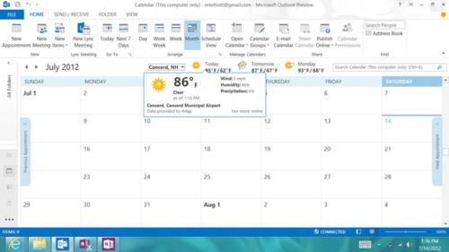 Microsoft Outlook 2013: Conoce las novedades y mejor diseño de este gestor de mensajería