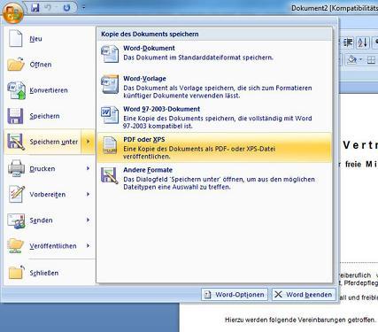 Programa gratuito para guardar en formatos como PDF o XPS